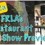 Finding Florida – Episode 12a: FRLA's Restaurant Show Preview