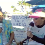 Beach Talk Radio Episode 48: George Gilbert, Tony Sands, and a Surprise Visit from Rexann