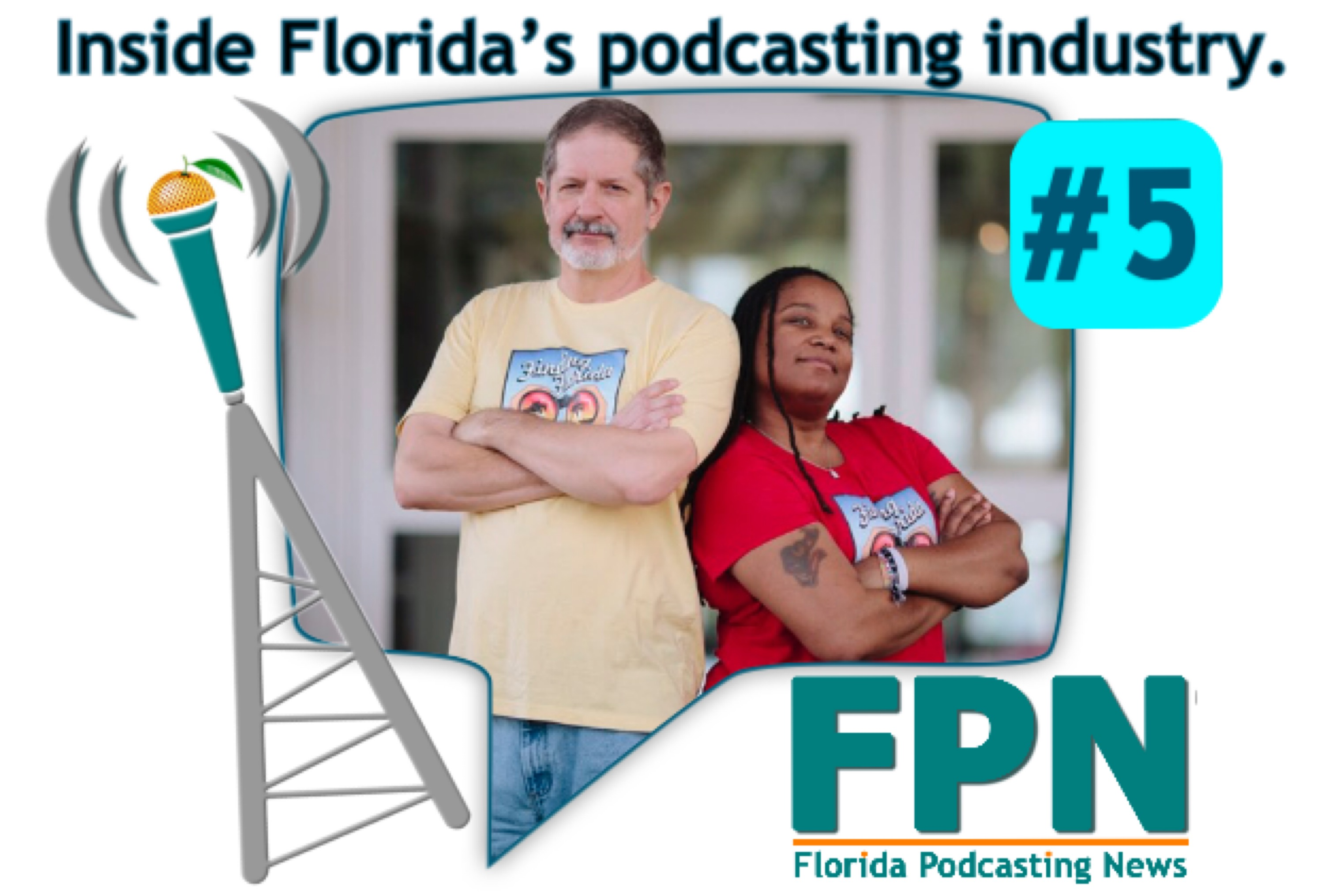 FL Podcasting News – Episode 5: Sports and Faith Podcasting