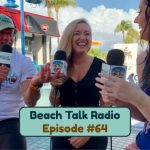 Beach Talk Radio Episode 64: Patti Proffitt and Leon Moyer, Plus Nicci Fills in for Kim