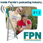 FL Podcasting News – Episode 12: Diane Daniels from the Medicare Nation Podcast, Website Themes, Audience Growth, and Podcast Formats