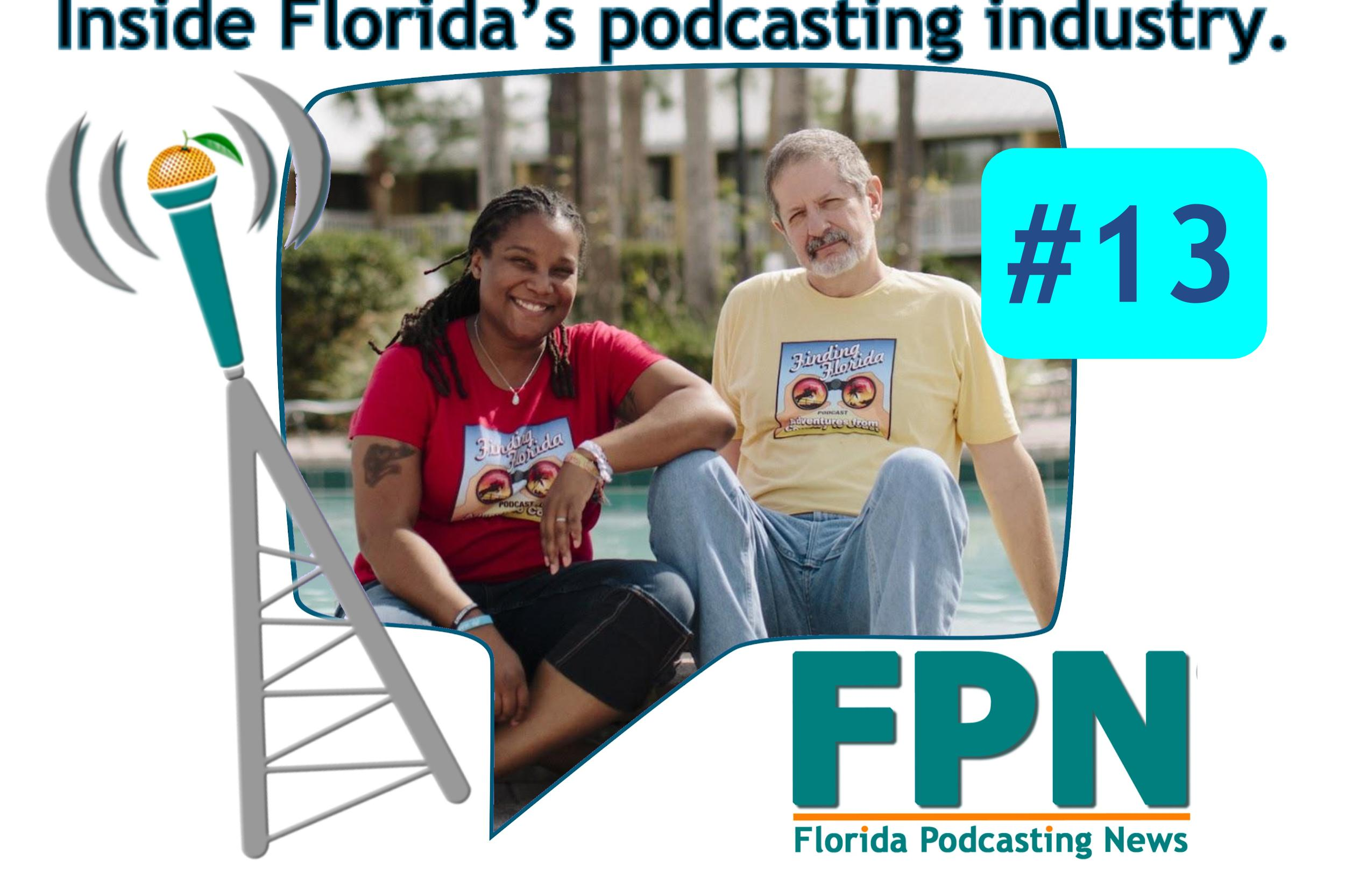 FL Podcasting News – Episode 13: Daisy Cedeño, Apple Podcast