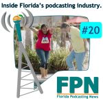 FL Podcasting News – Episode 20: Behind-the-Scenes of HRN's 12-Hour Live Holiday Radiothon, Updates Galore, and a Show Success Tip