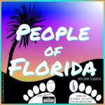 People of Florida 06 – Musician Rae Marks from West Palm Beach and Guest Storyteller Dan Delgado from Coconut Creek