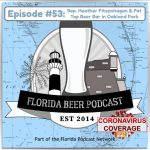 Florida Beer Podcast – Episode 53: Rep. Heather Fitzenhagen & Fat Tap Beer Bar