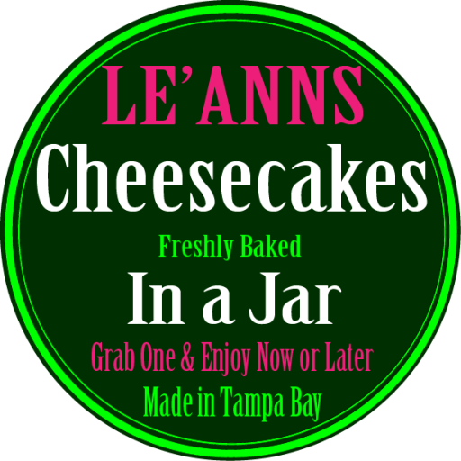 Le'Anns Cheesecakes,<br /> Tampa Bay