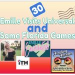 Finding Florida – Episode 30: Emille Visits Universal and Some Florida Games