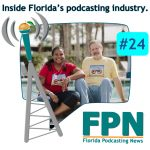 FL Podcasting News – Episode 24: Cancel Culture and Podcasting with Alex Sanfilippo out of Jacksonville