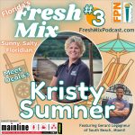 Fresh Mix Podcast – Episode 3: Kristy Sumner of Ocala Explores Our Haunted History with Soul Sisters Paranormal